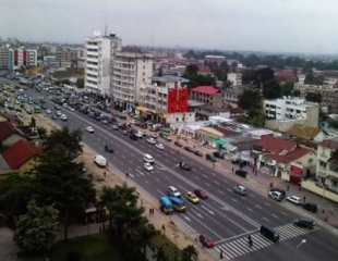 Kinshasa is a bustling city of 8,000,000 lost souls!