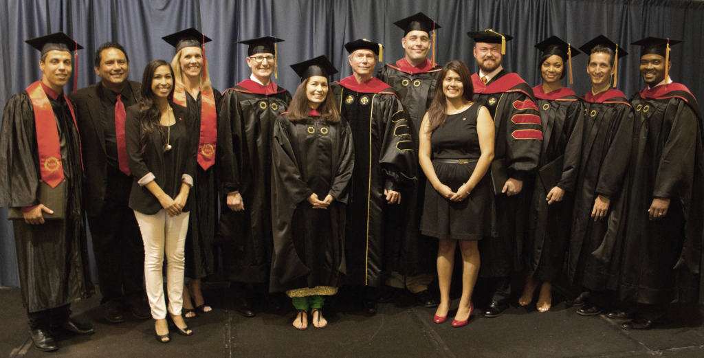 The ICCM Faculty, Staff and Board of Regents!